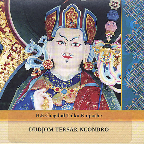 Dudjom Tersar Ngondro - Download