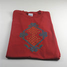 Endless Knot Cardinal Red T-Shirt