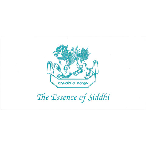Essence of Siddhi Retreat Manual