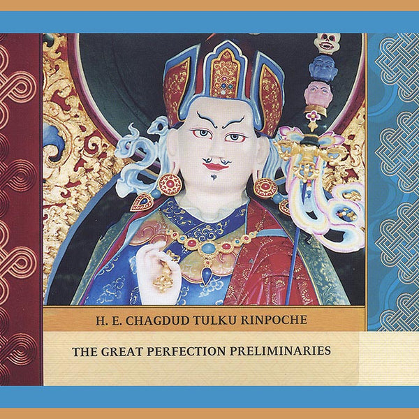 Great Perfection Preliminaries CD