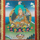 Guru Rinpoche Thangka - Medium