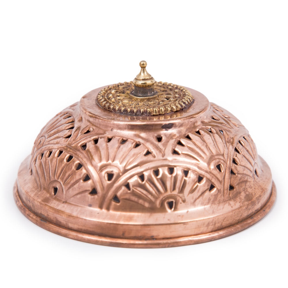 Copper Hanging Incense Burner