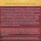 Heart Advice from the Lama CD