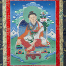 Jigme Lingpa Thangka - Medium