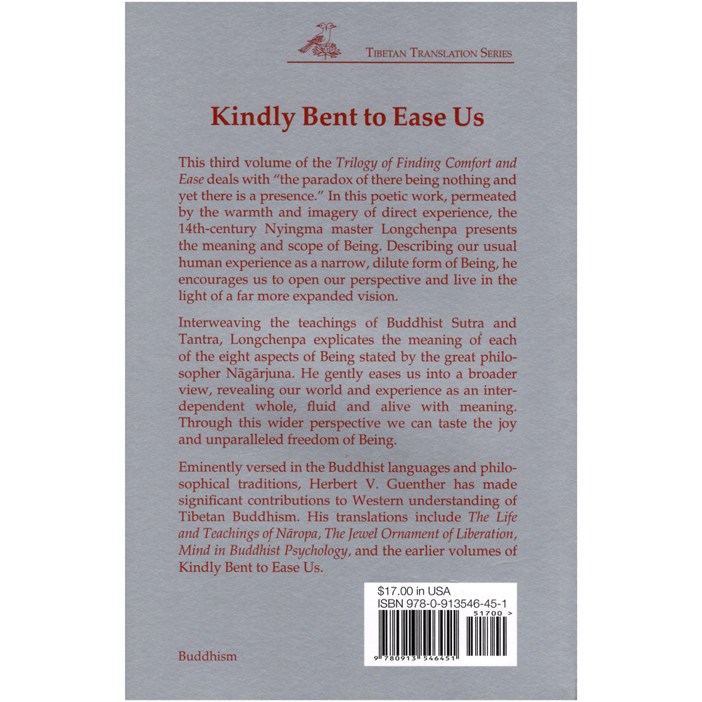 Kindly Bent to Ease Us - Part 3
