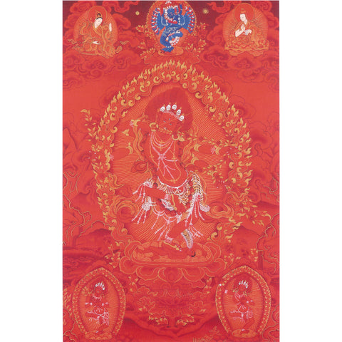 Lotus Dakini Card