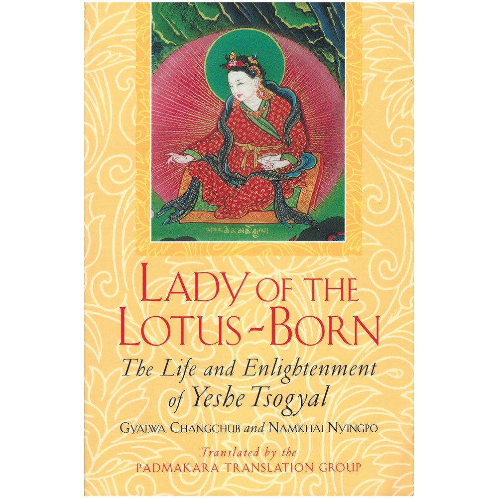 The Lady of the Lotus Born