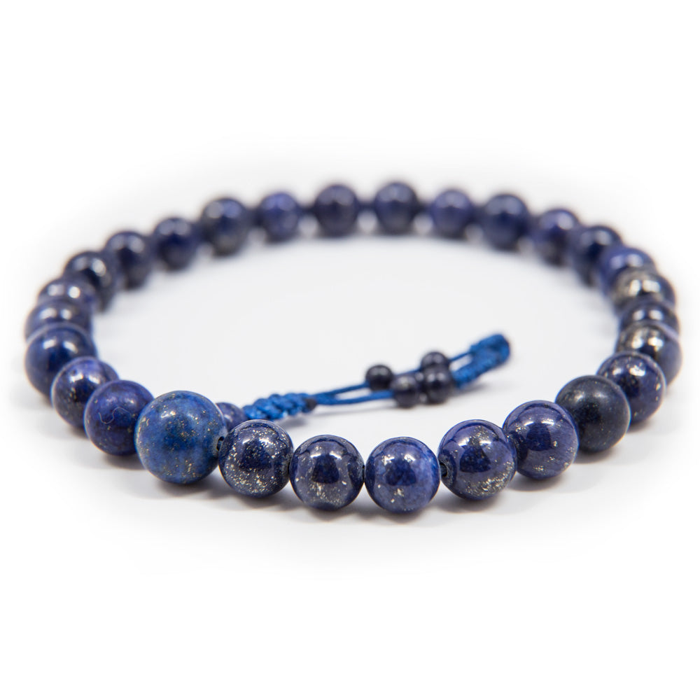 Lapis Pocket Mala - 8mm