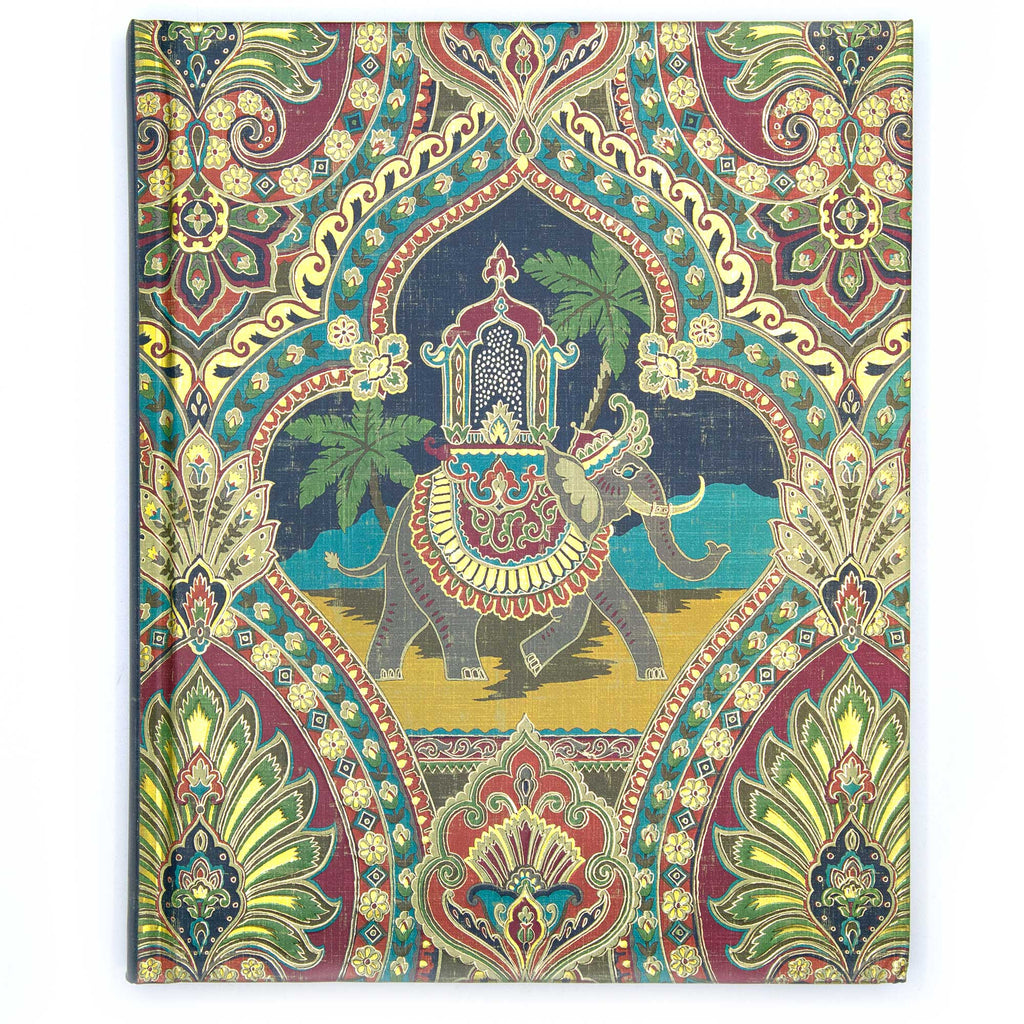 Lined Journal - Elephant Festival