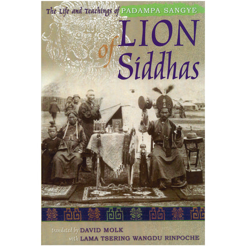 Lion of Siddhas
