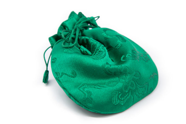 Green Mala Bag - Medium