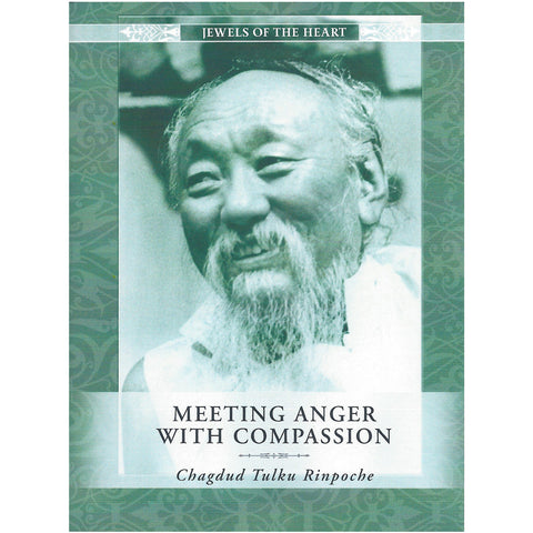 Jewels of the Heart - Meeting Anger with Compassion
