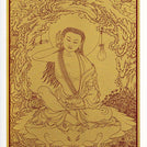Milarepa Silk-Screen Print