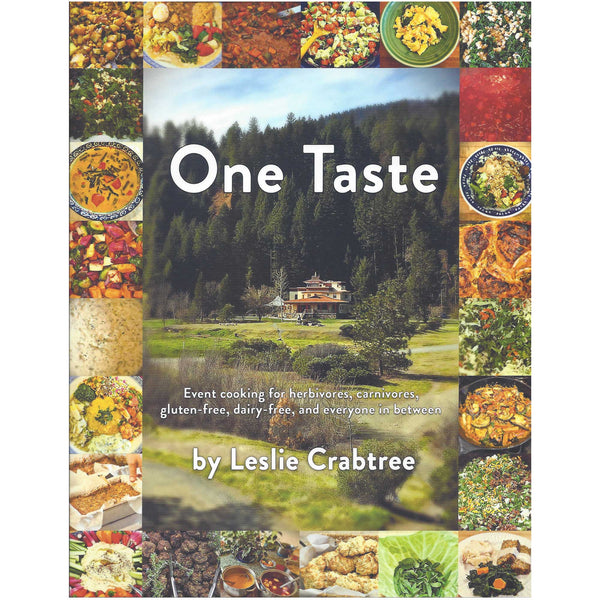 One Taste Cookbook