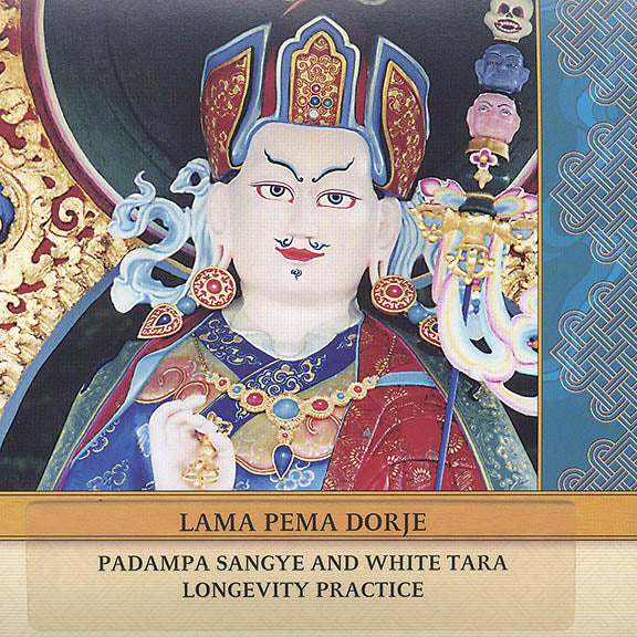 Padampa Sangye and White Tara CD