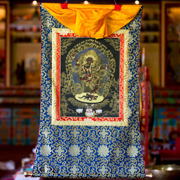 Padma Dakini Thangka - Medium