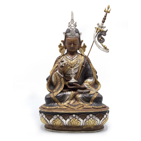 Pema Jungnay Statue - 14 inch