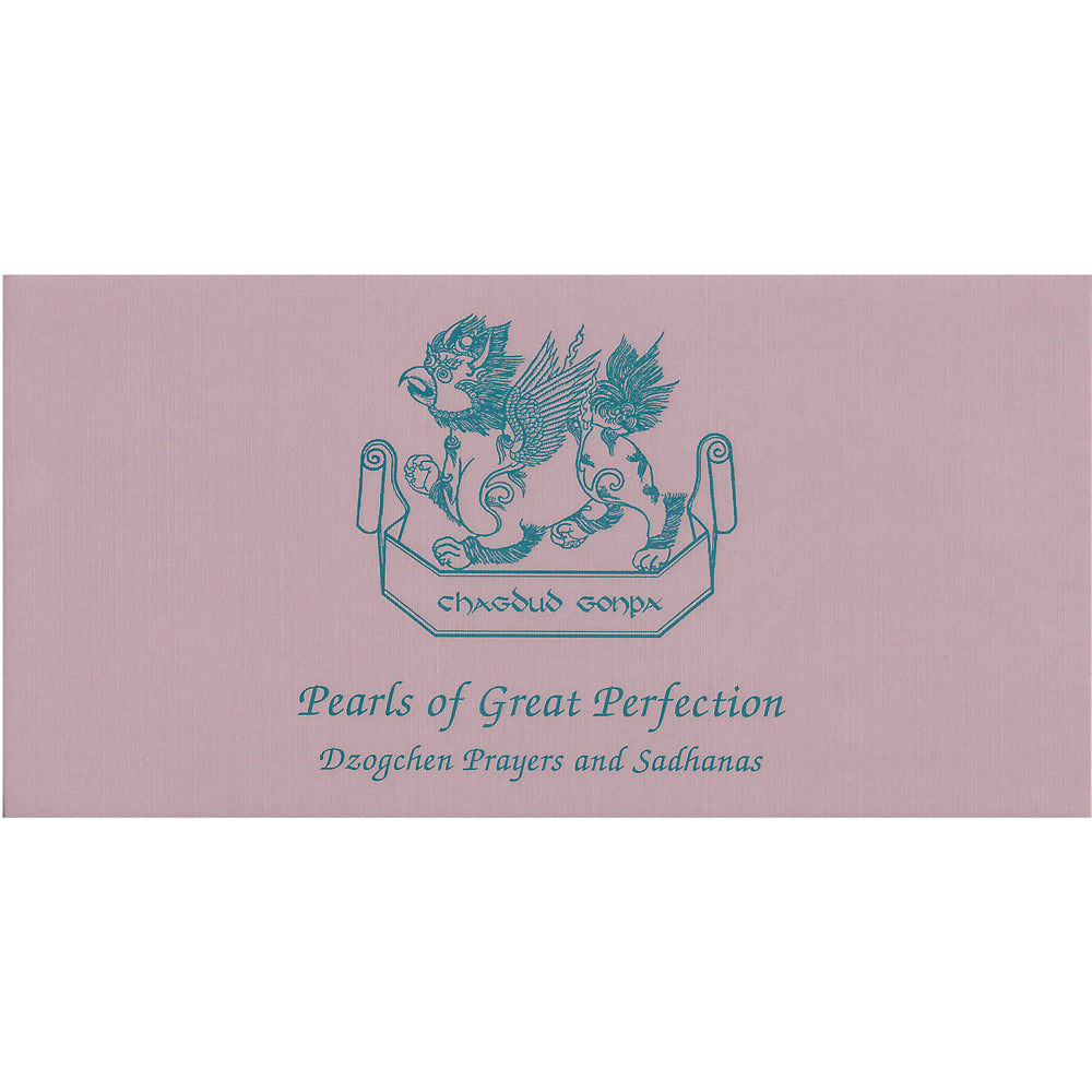 Pearls of Great Perfection Text