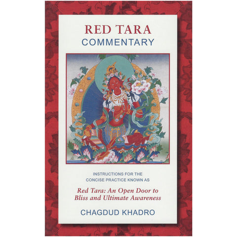 Red Tara Commentary