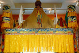 Ruffled Banner Set for Shrine
