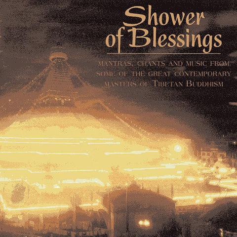 Shower of Blessings CD