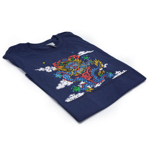 Blue Sky Dragon Tee