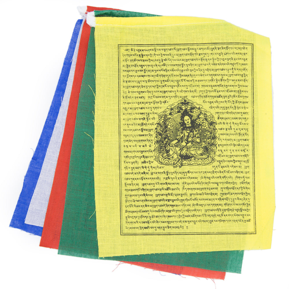 Tara Prayer Flag - Medium
