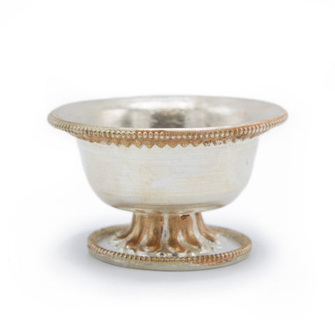 Silver Plated Offering Bowls - 2.5 inch