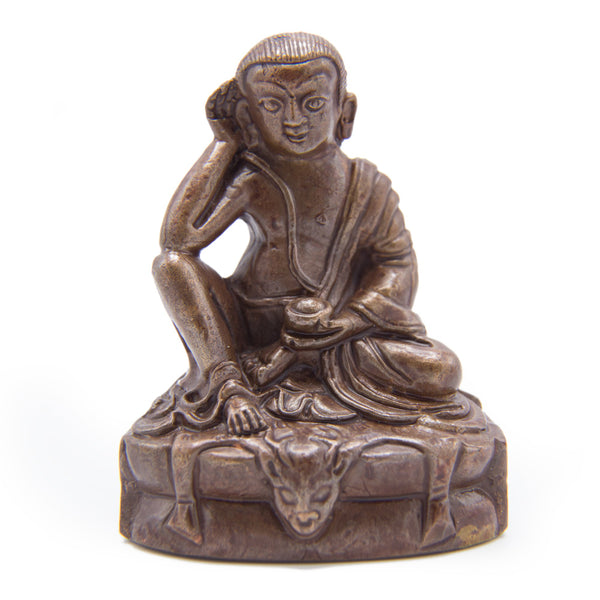 Milarepa Copper Statue - Mini