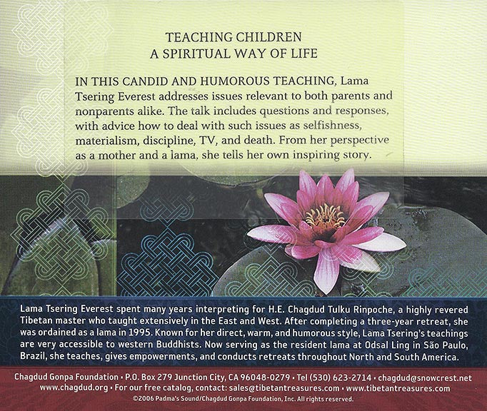 Teaching Children a Spiritual Life - Download