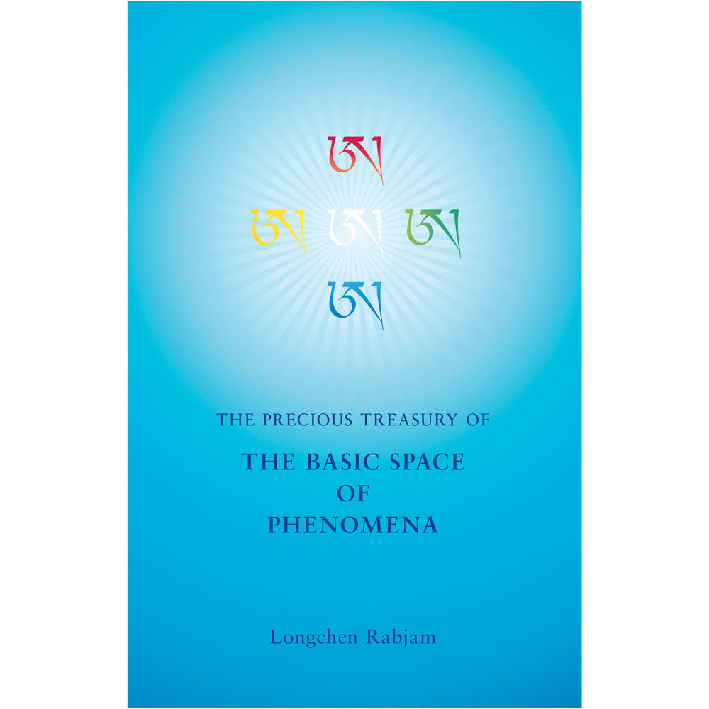 The Basic Space of Phenomena