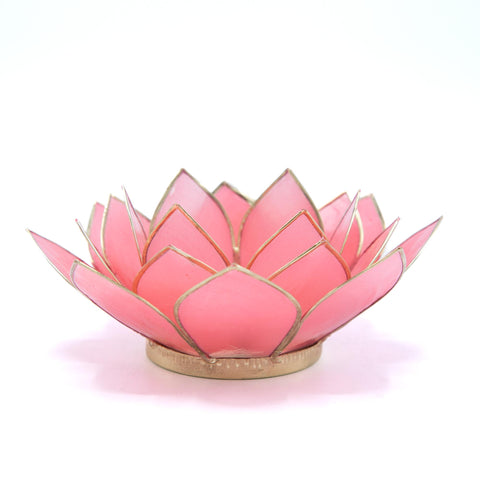 Tourmaline Pink Tealight