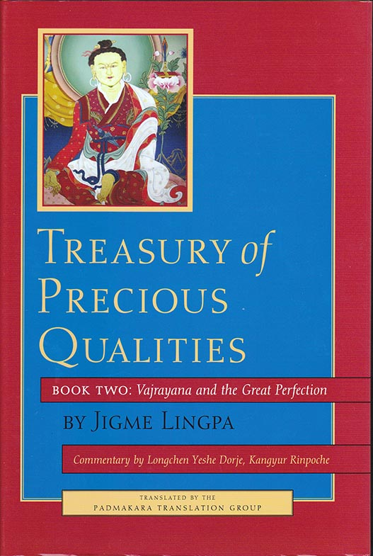 Treasury of Precious Qualities: Book Two