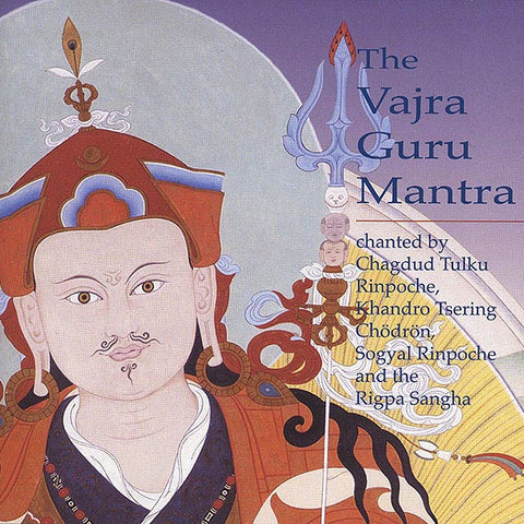 Vajra Guru Mantra CD