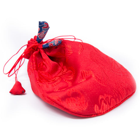 Red Mala Bag - Medium