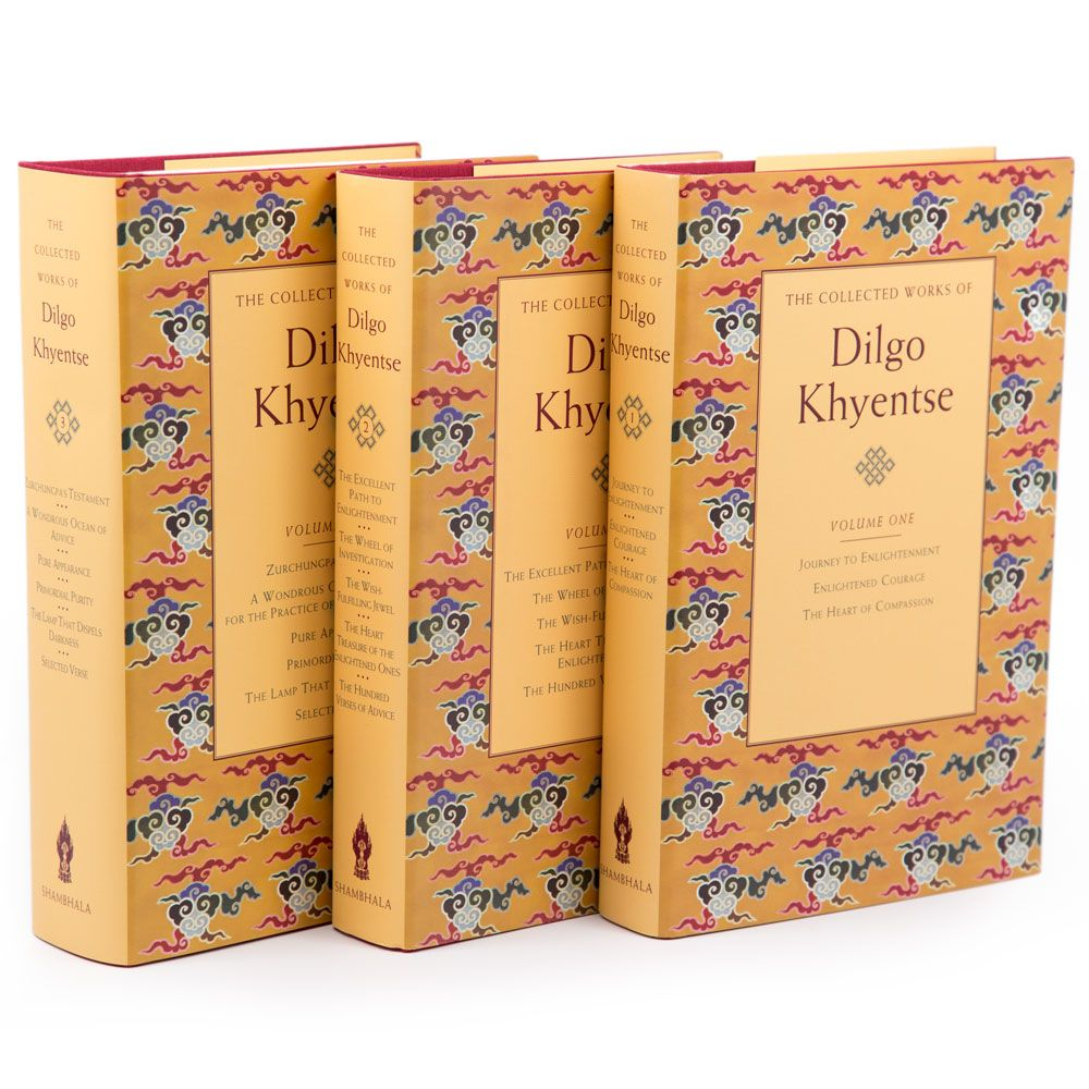 The Collected Works of Dilgo Khyentse: Volume II