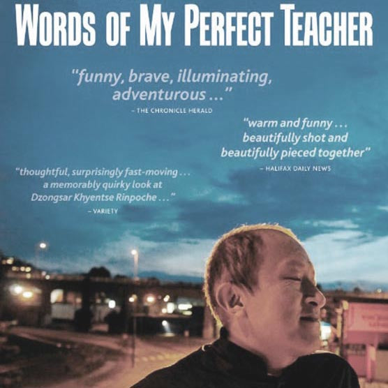 Words of My Perfect Teacher DVD