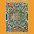 Buddhist Mandala Boxed Notecards
