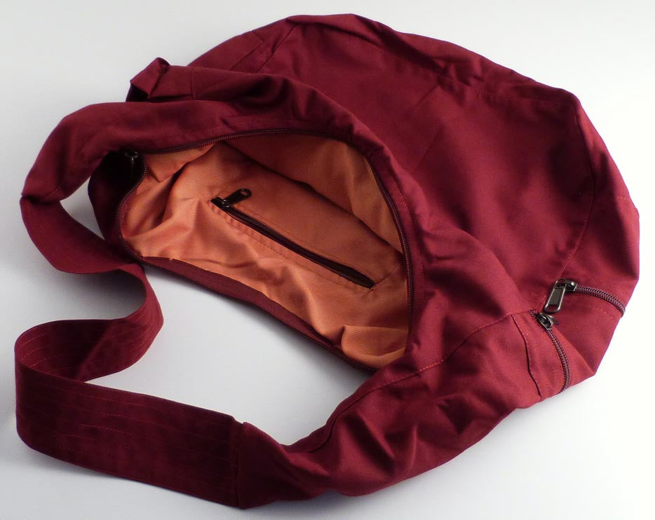 Red Lama Bag