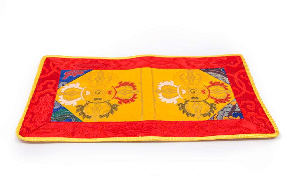 Double Dorje Bell and Dorje Mat - Large