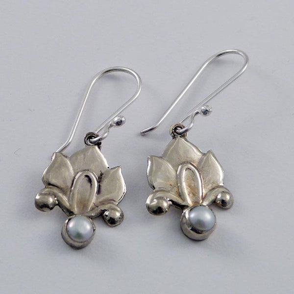 Little Lotus Earrings