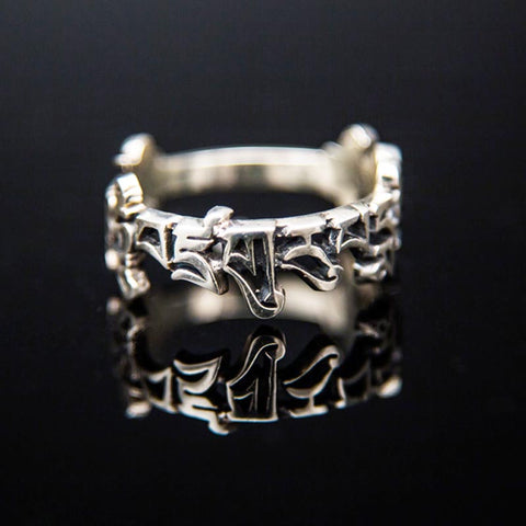Vajra Guru Mantra Ring
