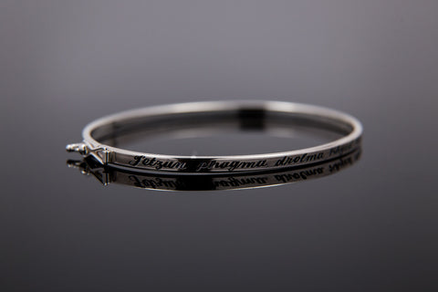 Jetsun Prayer Bangle