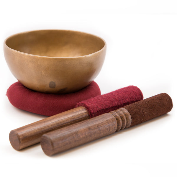 Bronze Singing Bowl 1 - 4.5 inch