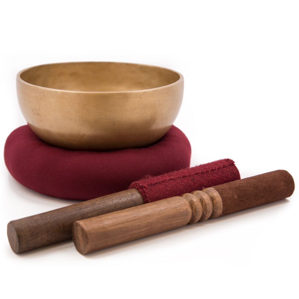 Bronze Singing Bowl - 6 inch