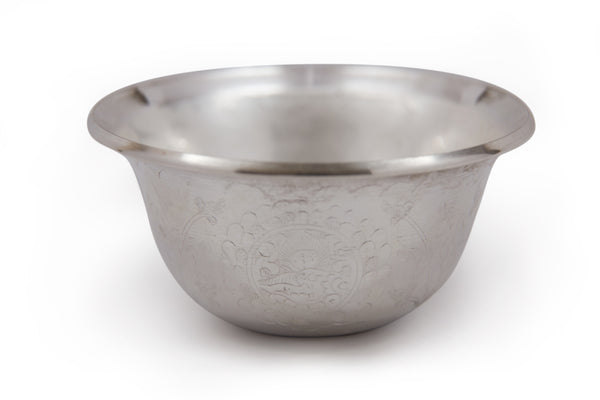 Pure Silver Offering Bowls - 3.5 inch