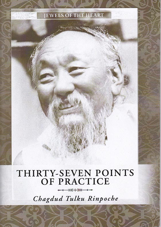 Thirty-Seven Points of Practice Booklet