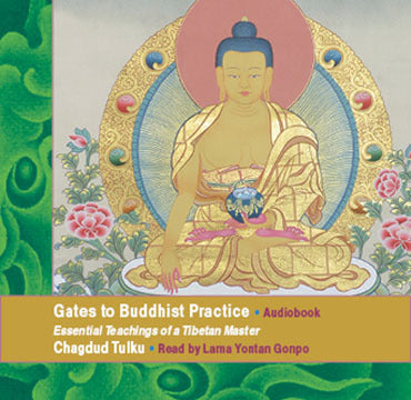 Gates to Buddhist Practice Audiobook CD