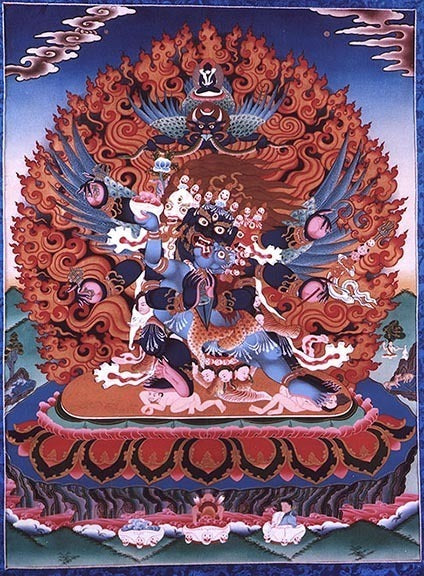 Vajrakilaya Photo