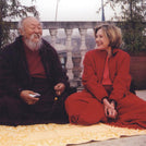 Chagdud Rinpoche and Chagdud Khadro in Nepal Photo